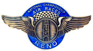 1992 Reno Air Race Hat Tack