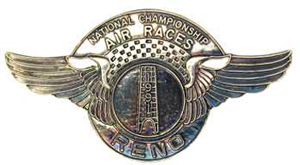 1991 Reno Air Race Hat Tack