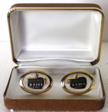 Cotton Belt - 100 Years Cuff Links